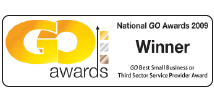 Government Opportunities National Excellence in Public Procurement Awards 2009 – Best Small Business supplier